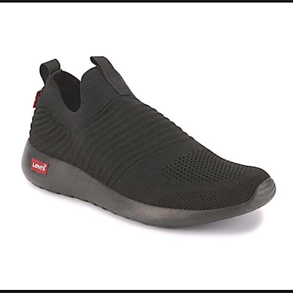 Levi's Drifters KT Slip On Knit Sneakers